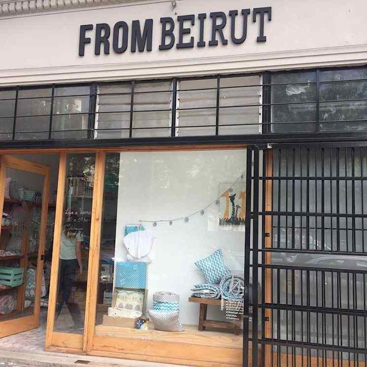 From Beirut - Objetos de diseño y textiles para chicos y bebés 1