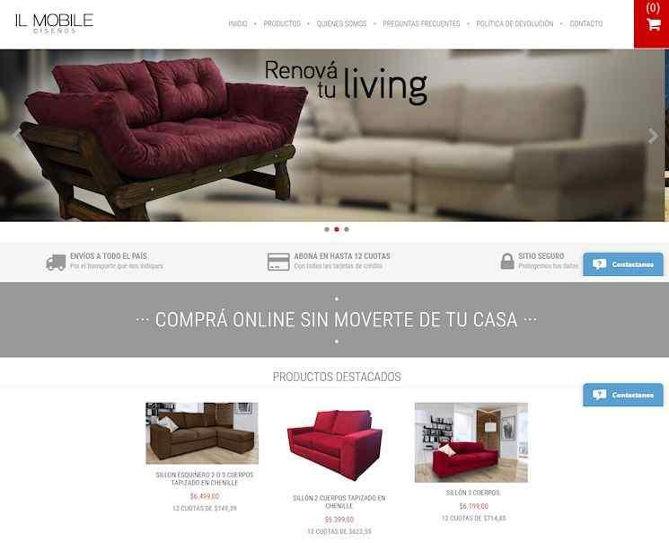 Tienda Online de Punto Mueble