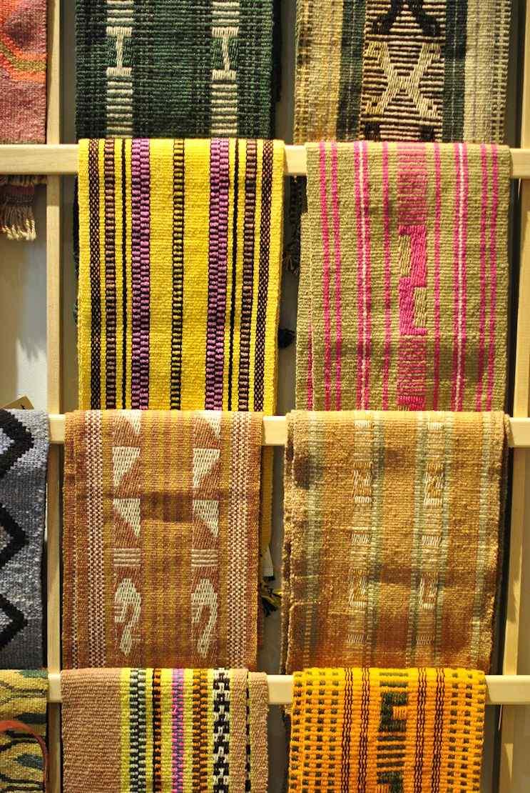 Matriarca - Arte Nativo - Textiles artesanales 1