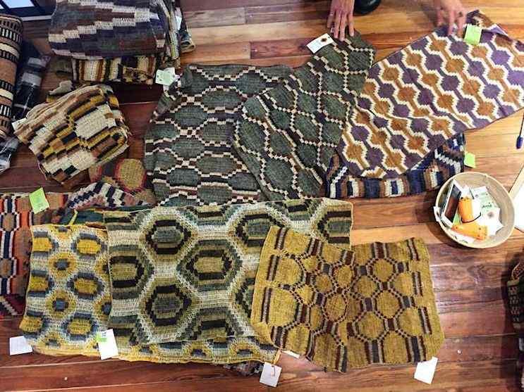 Matriarca - Arte Nativo - Textiles artesanales 7