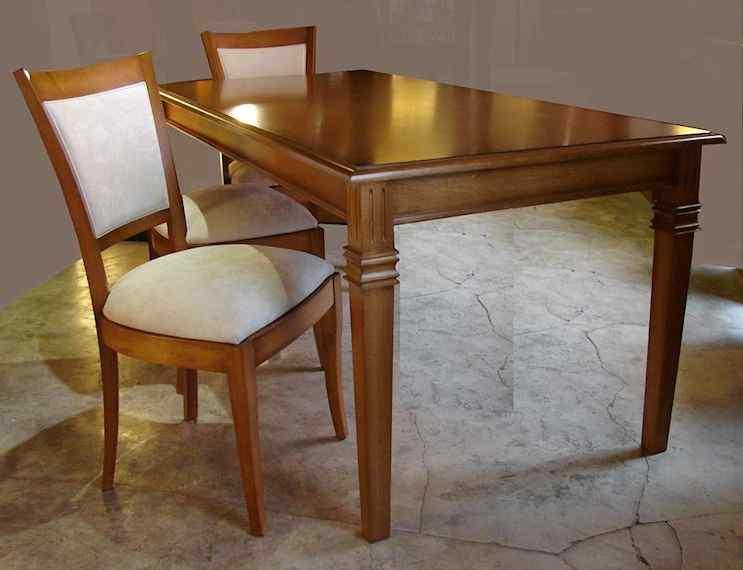 Muebles Nativa - Muebles de comedor de estilo clásico