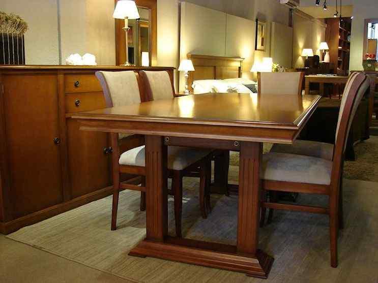 Muebles Nativa - Muebles de comedor de estilo clásico 2