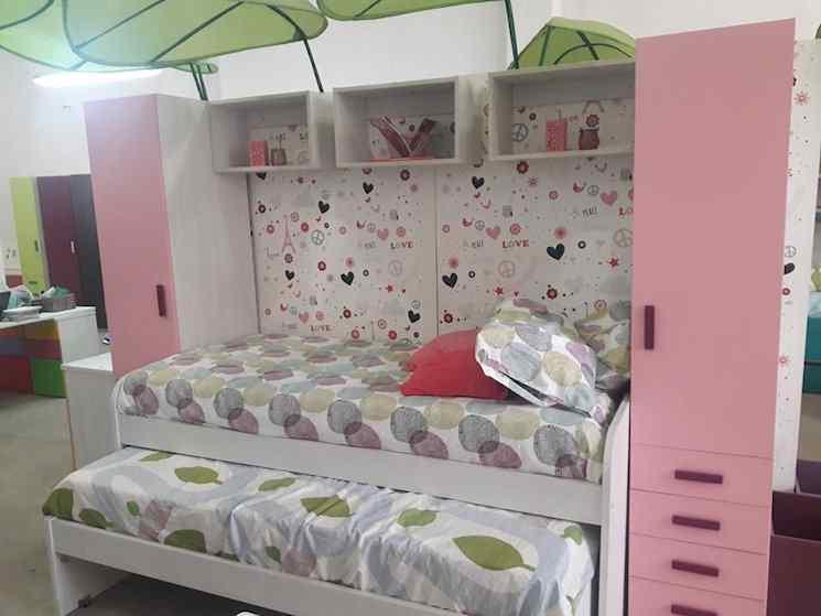 Agioletto - Muebles juveniles e infantiles 9