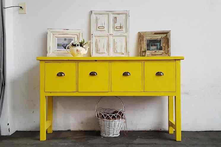 Antigua Madera - Muebles rústicos de madera reciclada 1
