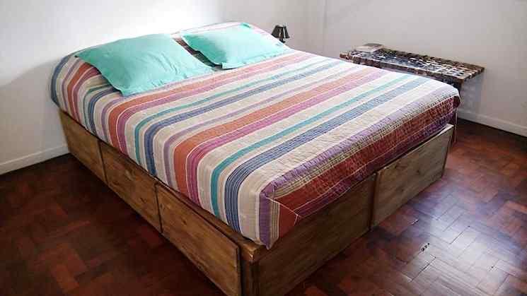 Antigua Madera - Muebles rústicos de madera reciclada 10