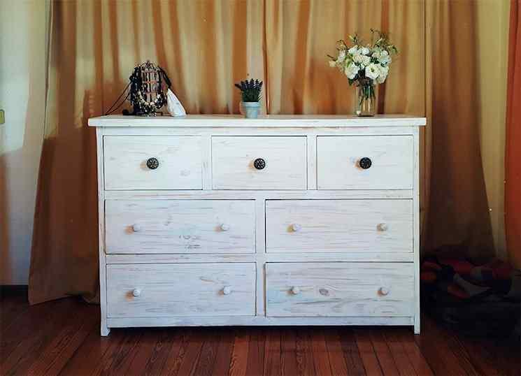 Antigua Madera - Muebles rústicos de madera reciclada 2