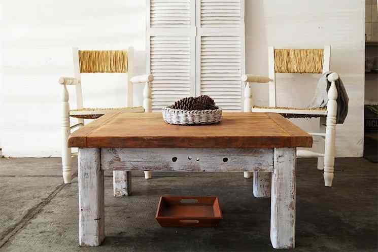 Antigua Madera - Muebles rústicos de madera reciclada 3