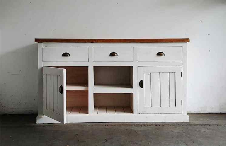 Antigua Madera - Muebles rústicos de madera reciclada 4