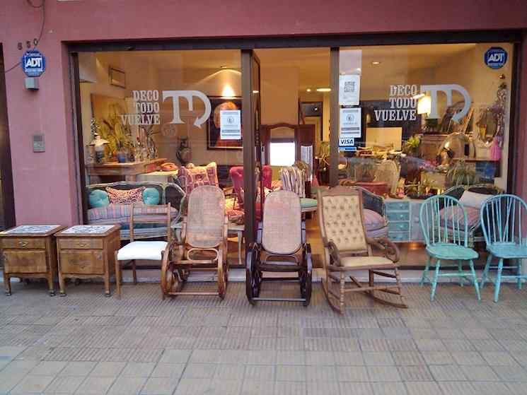 Deco Todovuelve - Muebles y decoración de distintas épocas 1