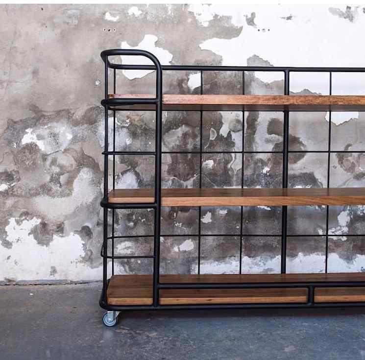 Maifren - Muebles estilo industrial en Tigre 12