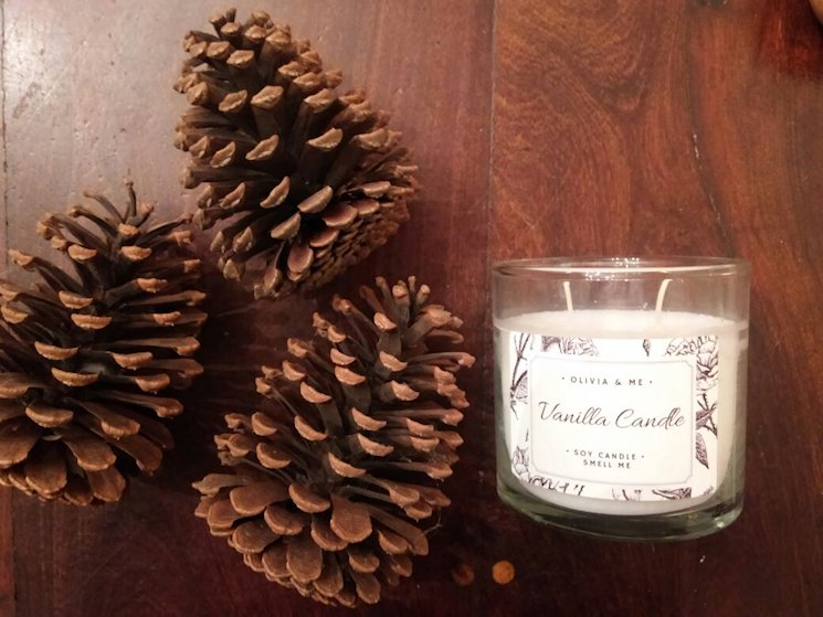 Olivia & Me - Home Decor y velas de cera de soja 100% natural 6
